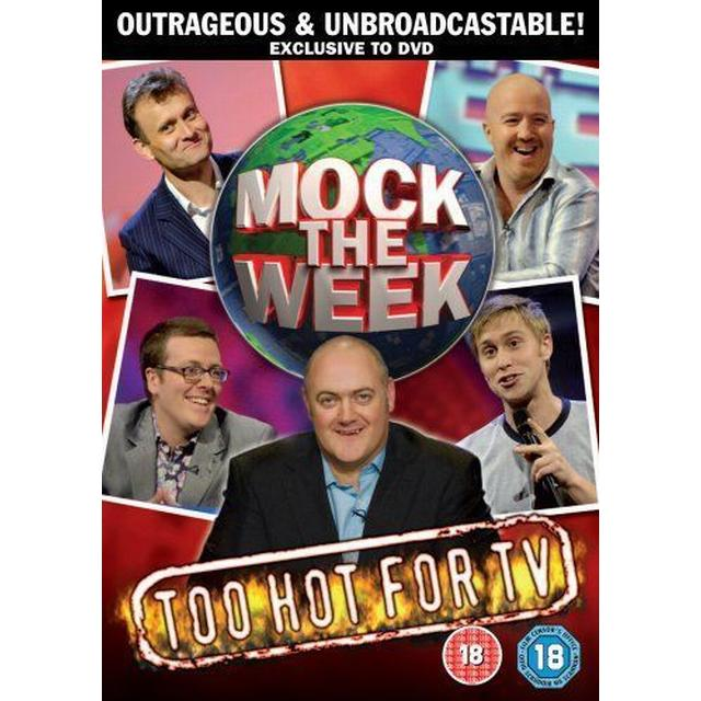 Mock The Week - Too Hot For TV [DVD] [2005]
